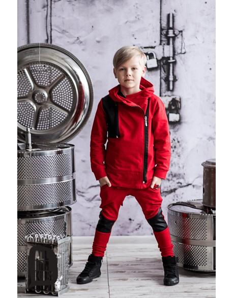 Bluza Motocyklowa czerwona